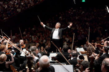 Zubin Mehta will be conducting the Israel Philharmonic Orchestra in a four-city U.S. tour. (Shai Skiff)