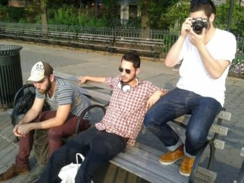 Chabad misfits are beginning to find a place for themselves in the Crown Heights community.  (Avi Crevoshay)