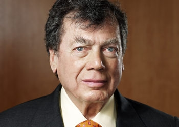 """In his new book, """"Hope, Not Fear,"""" philanthropist Edgar Bronfman argues that Jewish institutions need to adopt a more positive message. ()"""