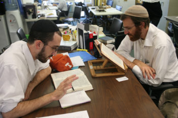 Yeshivat Chovevei Torah, located at the Hebrew Institute of Riverdale in New York, has ordained 81 rabbis since its establishment by Rabbi Avi Weiss in 2000.  (Courtesy Yeshivat Chovevei Torah)