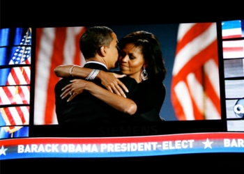 American Jews strongly favored Barack Obama in the Nov. 4, 2008 vote, helping him secure a sweeping victory overall. (Caruba / Creative Commons)