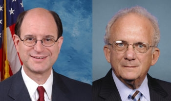Reps. Brad Sherman, left, and Howard Berman, both Democrats, are pro-Israel congressmen vying for the seat in the state's 30th District.  (U.S. Congress/Online Guide to House Members and Senators)