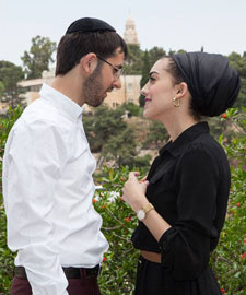 orthodox jew dating non jew Well reform or orthodox judaism isnt mentioned the names at least so for this reason its allowed non jews and jews cant be married in orthodox judaism.