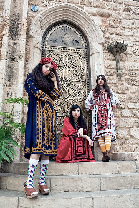 The Yemeni Sisters' Music Video Sweeping Across Israel and the Arab World