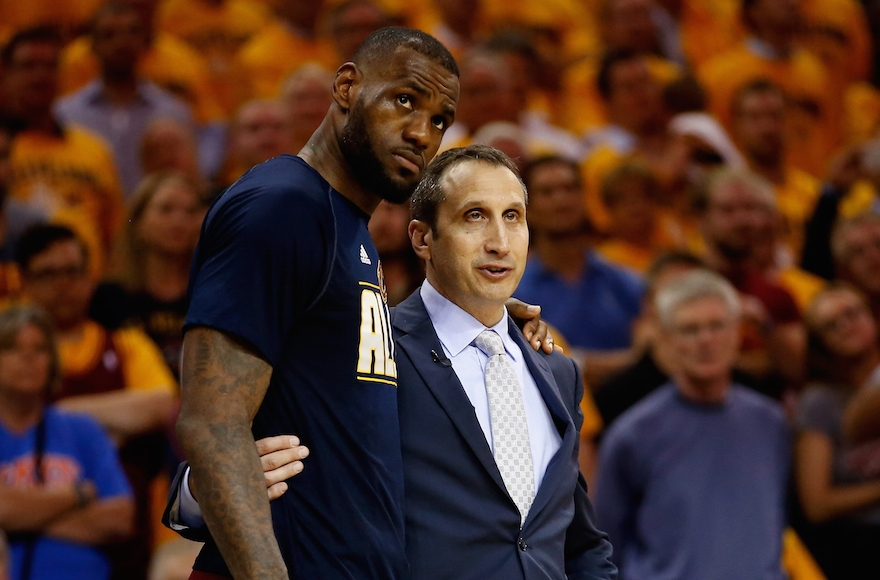 NBA reacts to Cavaliers firing David Blatt