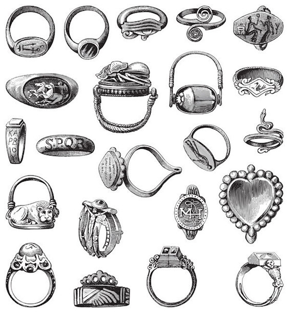 the medieval jewish wedding ring tradition you probably never knew about - Jewish Wedding Rings