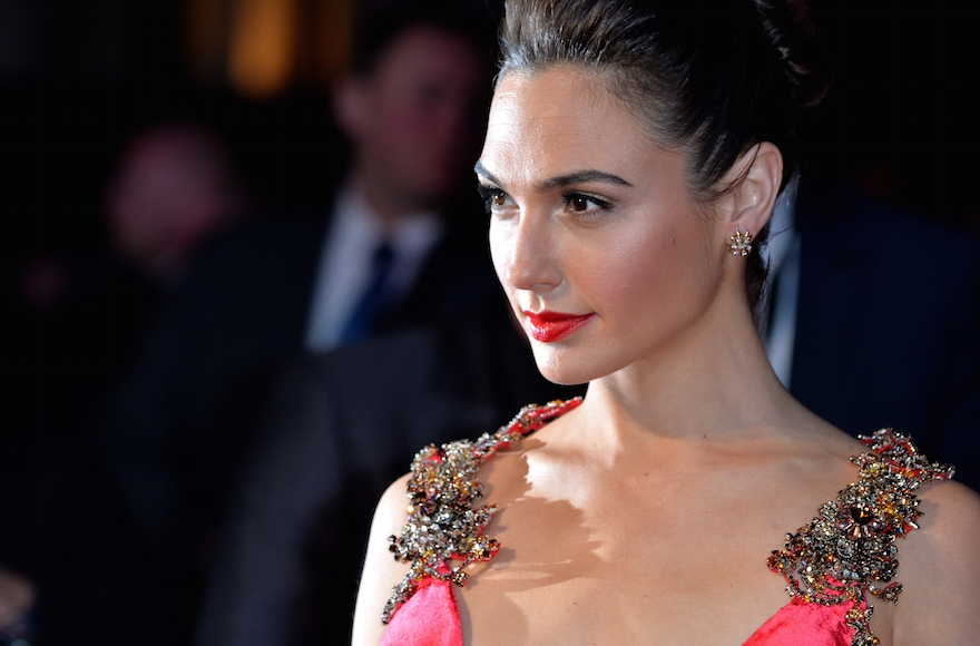 'Wonder Woman' Star Gal Gadot Says Diana Prince Is The 'Perfect Woman'