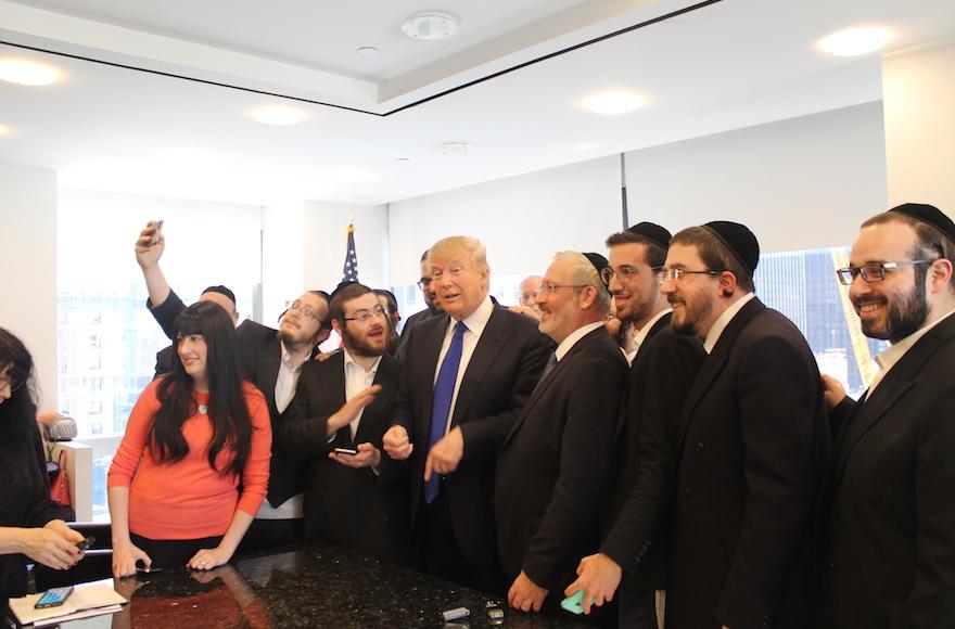 Trump Beats Clinton Among Israeli-American Absentee Voters