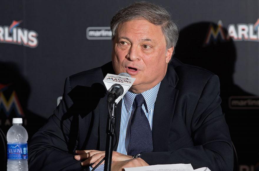 Kushners won't buy Miami Marlins if seller becomes United States ambassador