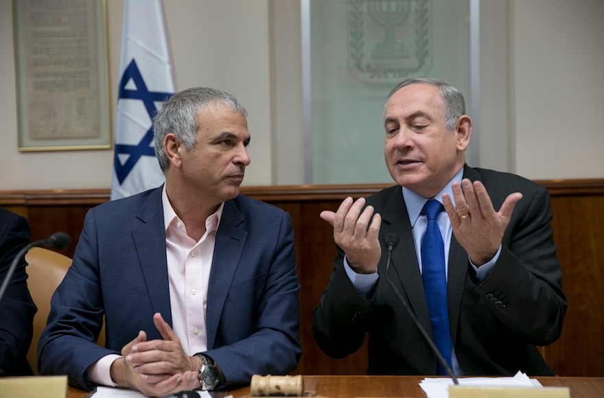 Israeli coalition crisis raises threat of new elections
